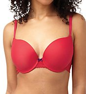 Cleo by Panache Koko Mode Molded Plunge T-Shirt Bra 9066