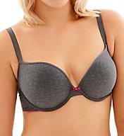 Cleo by Panache Koko Muse Molded Plunge Racerback T-Shirt Bra 9166