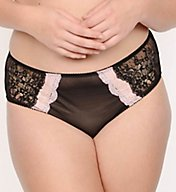 Creme Bralee Bettina Lace Boyshort Panty 12313BL