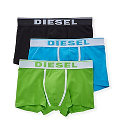 Diesel Damien Cotton Stretch Trunks - 3 Pack ST3VJKKC