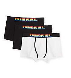 Diesel Damien Cotton Stretch Boxers - 3 Pack ST3VQAXR