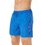 Diesel Wave Quick Dry Fold & Go 4 Inch Swim Trunks SV9UKAKV