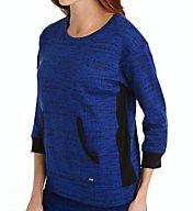 DKNY Weekend Stroll 3/4 Sleeve Top 2113408