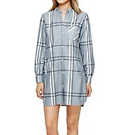DKNY Bedford Avenue Long Sleeve Sleepshirt 2313484