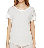DKNY Lounge Favorites Short Sleeve Top 2413433