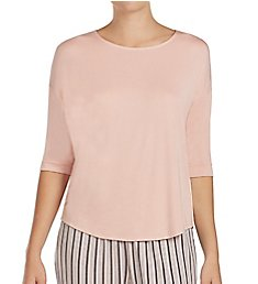 DKNY Modern Dream 3/4 Sleeve Top 2419304