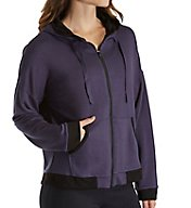 DKNY Resort Lounging Long Sleeve Hoodie 3113487