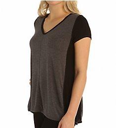 DKNY Urban Essentials Short Sleeve Top Y517595