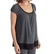 DKNY Urban Essentials Short Sleep Top Y627595