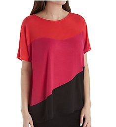 Donna Karan Sleepwear Calypso Top D246918