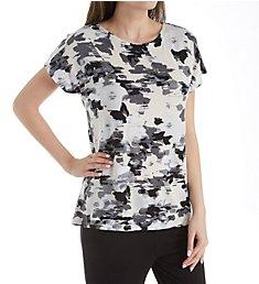 Donna Karan Sleepwear Pristine Floral Top D246923