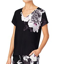Donna Karan Sleepwear April Bloom Top D346999