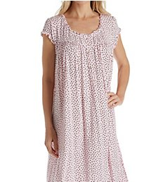 Eileen West Hearts Modal Waltz Nightgown 5019854