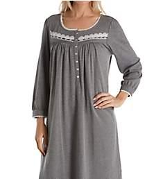 Eileen West Cotton Interlock Waltz Nightgown 5019938