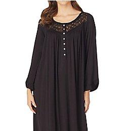 Eileen West Embroidered Jersey Modal Waltz Nightgown 5020049