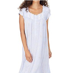 Eileen West Modal Waltz Nightgown with Cap Sleeves 5020095