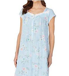 Eileen West Modal Cap Sleeve Waltz Gown 5020109