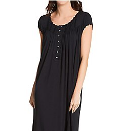 Eileen West Embroidered Modal Waltz Nightgown 5020130