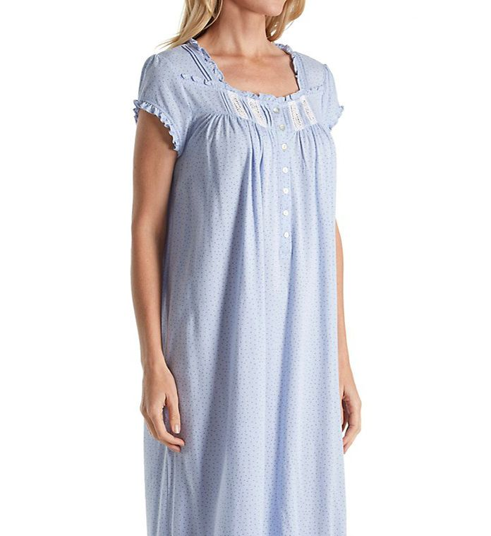Eileen West Jersey Waltz Nightgown 5216143