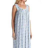 Eileen West Watercolor Floral Modal Ballet Nightgown 5216148