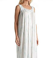 Eileen West Multi Floral Modal Ballet Nightgown 5216156