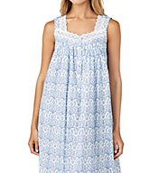 Eileen West Floral Scroll Ballet Nightgown 5216184