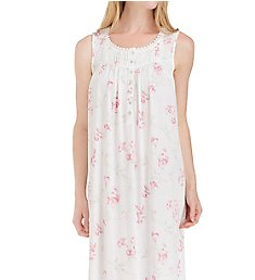 Eileen West Pink Floral Ballet Gown 5219856