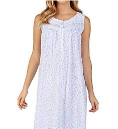 Eileen West Scroll Cotton Jersey Ballet Nightgown 5219972