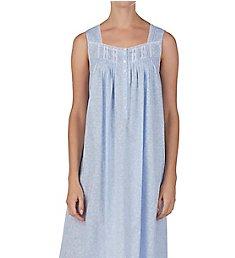 Eileen West Leafy Scroll Cotton Lawn Ballet Nightgown 5220000