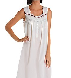 Eileen West Cotton Lawn Long Ballet Nightgown 5220126
