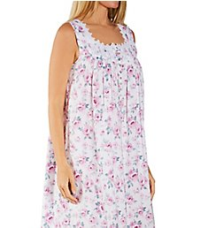 Eileen West Cotton Woven Lawn Long Ballet Nightgown 5220135