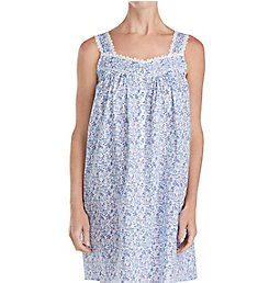 Eileen West Dream Floral Short Chemise 5319875