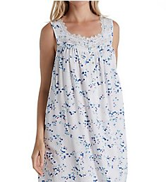 Eileen West Summer Floral Short Chemise 5319914