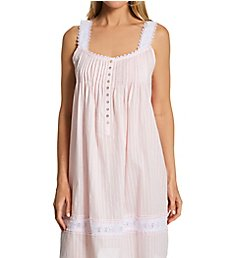Eileen West 100% Cotton Short Nightgown 5320079