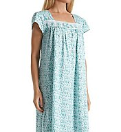 Eileen West Seaglass Jersey Ballet Nightgown 5416159