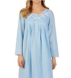 Eileen West 100% Cotton Long Sleeve Ballet Nightgown 5519842