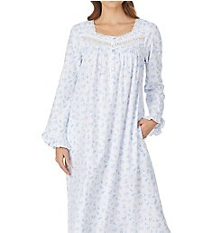 Eileen West Flannel Ballet Nightgown 5520040