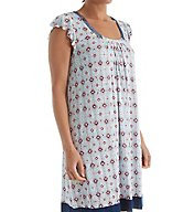 Ellen Tracy Mountain Short Chemise 8018433