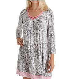 Ellen Tracy Heartfelt 3/4 Sleeve Chemise 8018560