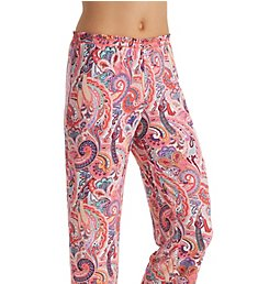 Ellen Tracy Spring Paisley Cropped Pant 8618606