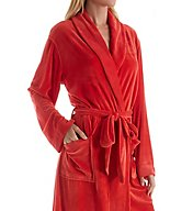 Ellen Tracy Fleece Wrap Robe 8818464