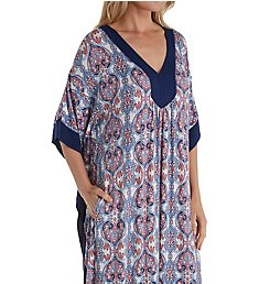 Ellen Tracy Geo Long Caftan 8818670