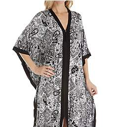 Ellen Tracy Yours to Love Long Caftan 8915394