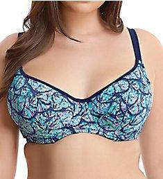Elomi Abalone Underwire Bikini Swim Top ES7082