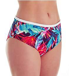 Elomi Paradise Palm Brief Swim Bottom ES7144