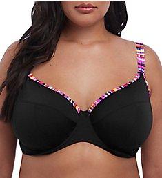 Elomi Nomad Underwire Plunge Bikini Swim Top ES7183