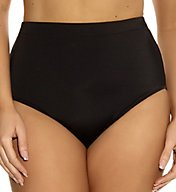 Elomi Essentials Classic High Rise Brief Swim Bottom ES7600
