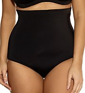 Elomi Essentials High Waist Shaping Brief Swim Bottom ES7604