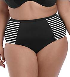 Elomi Malibu Days High Waist Brief Swim Bottom ES7635