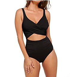 Everyday Sunday The Wrap One Piece Swimsuit 0136